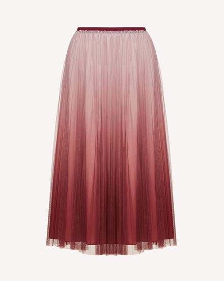 REDValentino Long and midi skirts Woman TR0RA00W52P R13 a