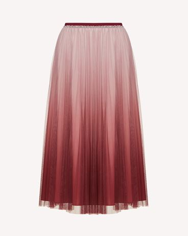 REDValentino TR0RA00W52P R13 Long and midi skirts Woman a