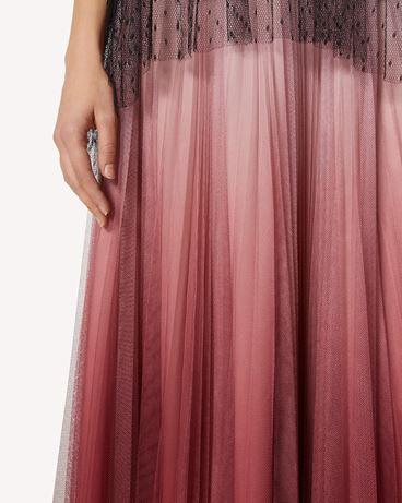 REDValentino TR0RA00W52P R13 Long and midi skirts Woman e