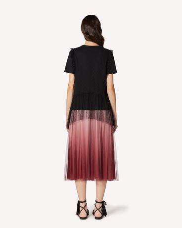 REDValentino TR0RA00W52P R13 Long and midi skirts Woman r