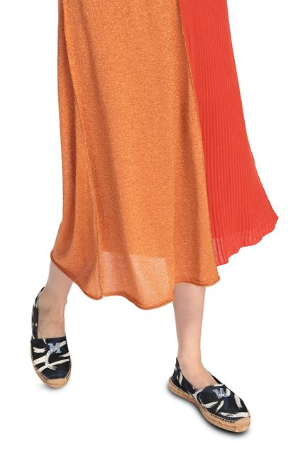 M MISSONI Skirt Orange Woman - Front