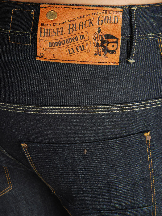 DIESEL BLACK GOLD CREEPLE Jeans U d