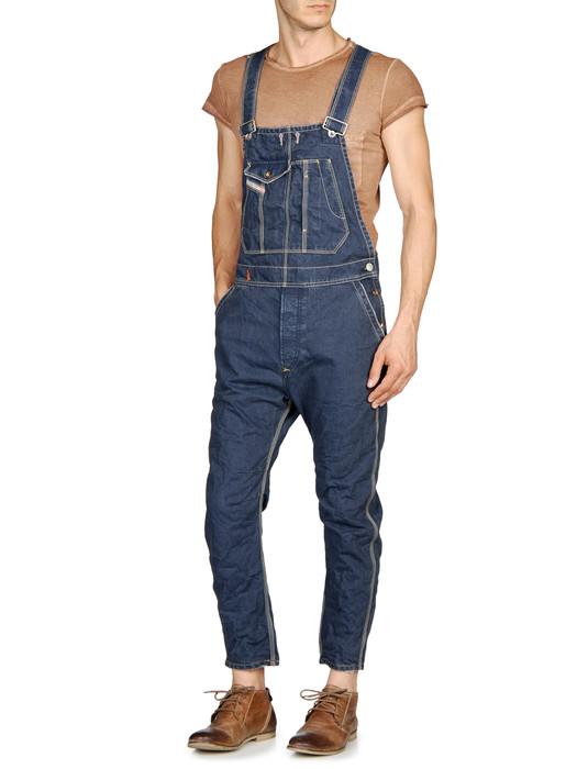 DIESEL JUMPSUITE-H-L-A-P Pants U a
