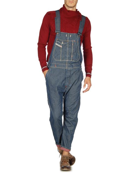 DIESEL JUMPSUITE-H-L-A-P Pantaloni U f