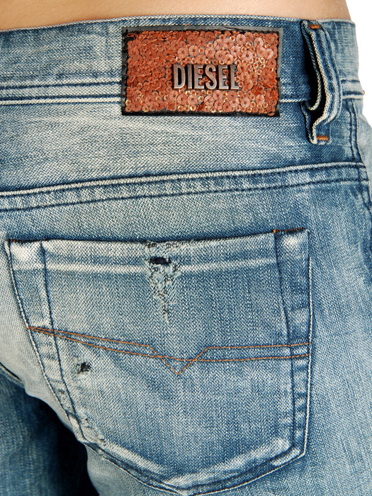 DIESEL FAITHLEGG 0800L Regular-Straight D d