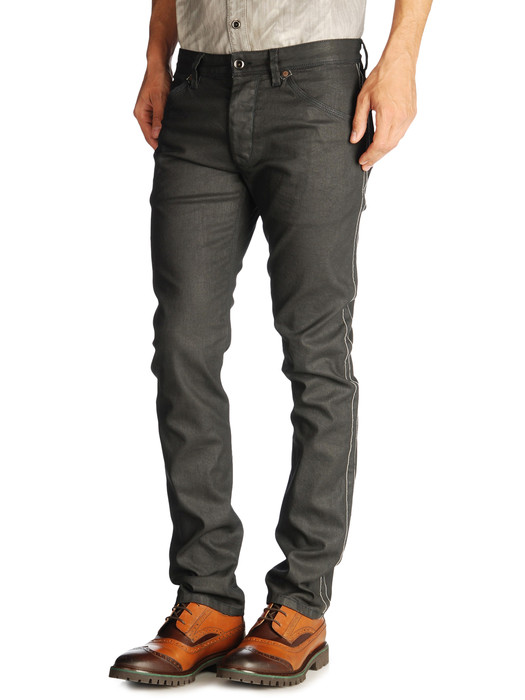 DIESEL BLACK GOLD PERALUX Jeans U a