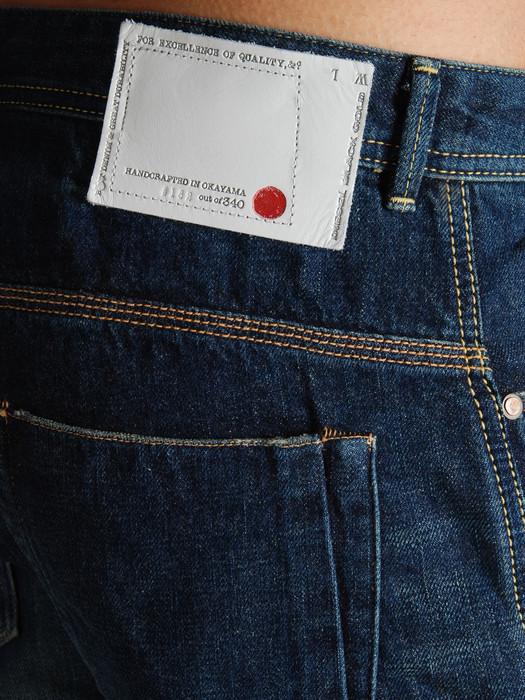 DIESEL BLACK GOLD CREEPLE-NP Jeans U d