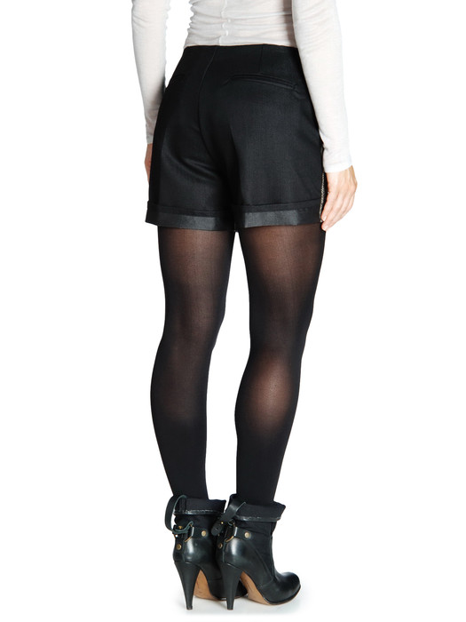 DIESEL BLACK GOLD SUTINS Shorts D b