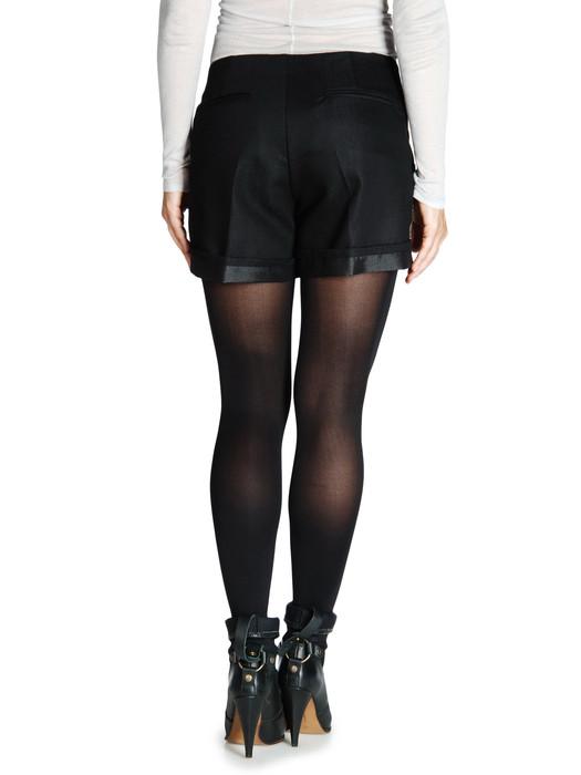 DIESEL BLACK GOLD SUTINS Shorts D r