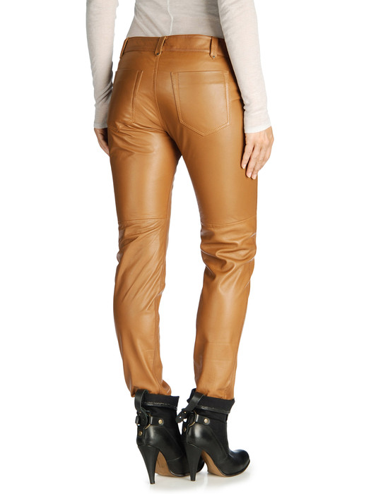 DIESEL BLACK GOLD PARTER Pants D b