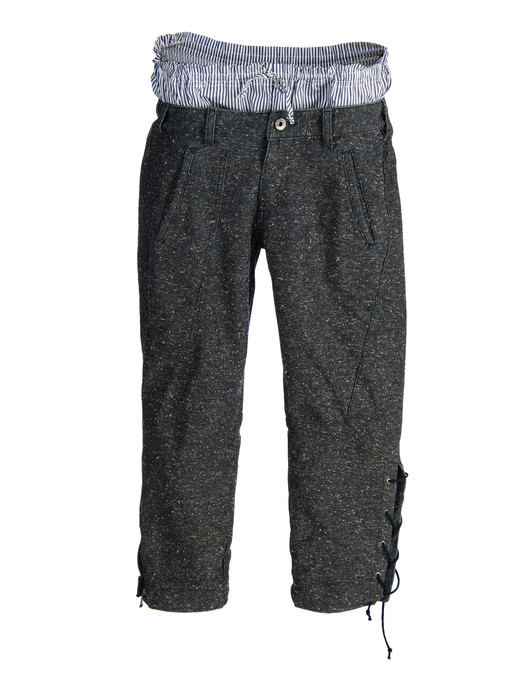 DIESEL BLACK GOLD PACQUARD Pants D f