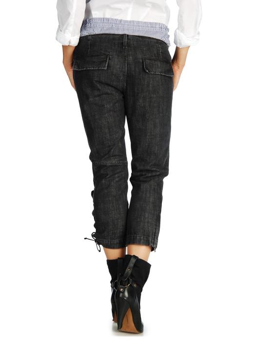 DIESEL BLACK GOLD PACQUARD Pantaloni D r