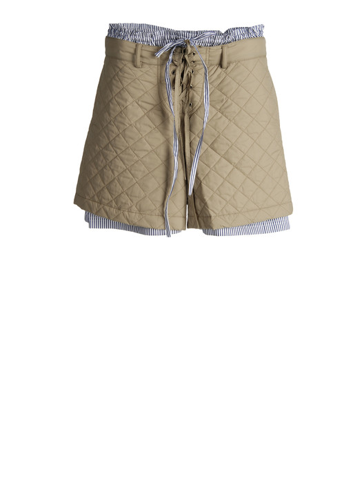 DIESEL BLACK GOLD STYMET Shorts D f