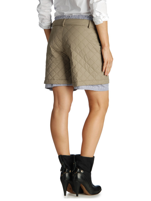 DIESEL BLACK GOLD STYMET Shorts D b