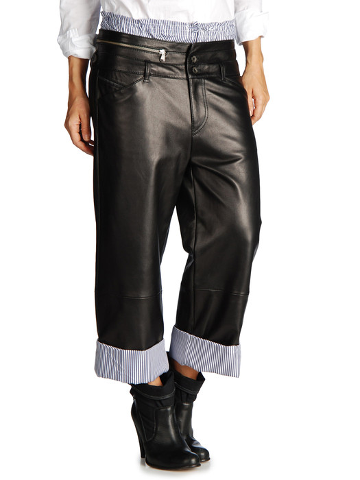 DIESEL BLACK GOLD PRITHI-XL Pants D a