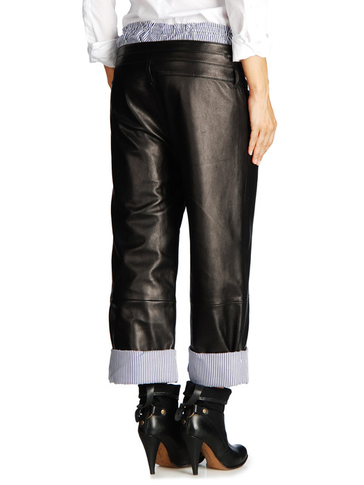 DIESEL BLACK GOLD PRITHI-XL Pants D b