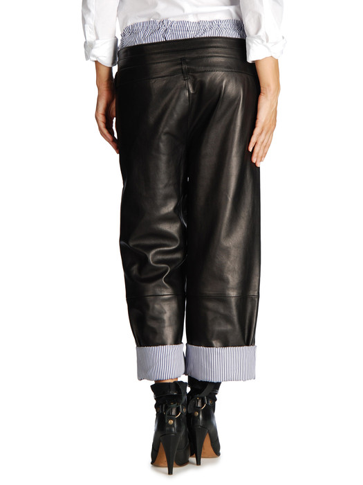 DIESEL BLACK GOLD PRITHI-XL Pants D r