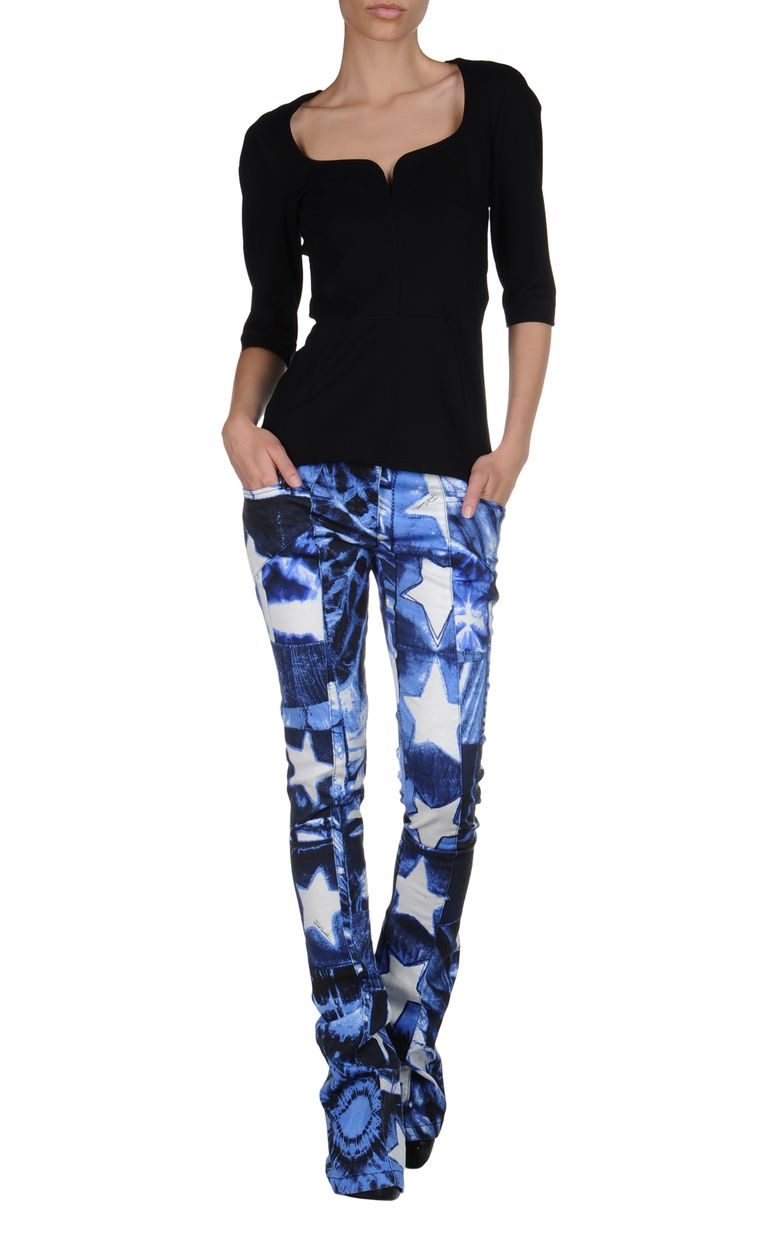 JUST CAVALLI Casual pants Woman r