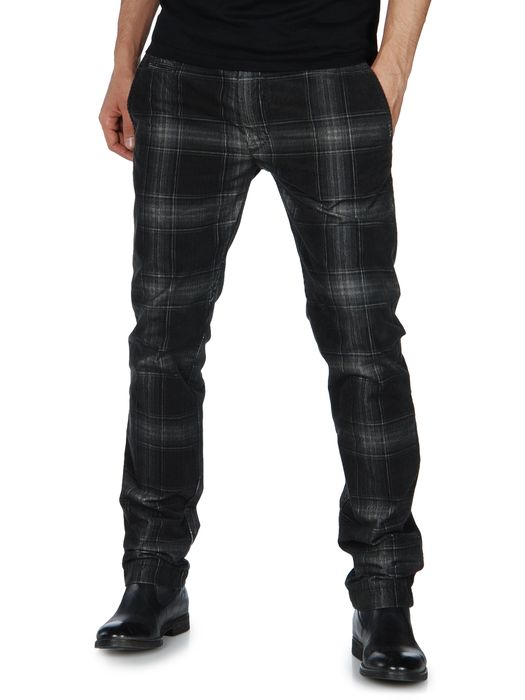 DIESEL CHI-TIGHT-B Pants U f