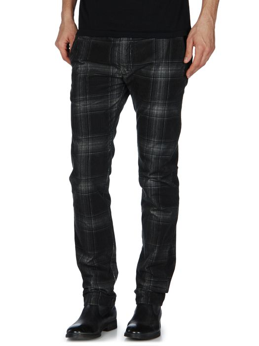 DIESEL CHI-TIGHT-B Pants U a