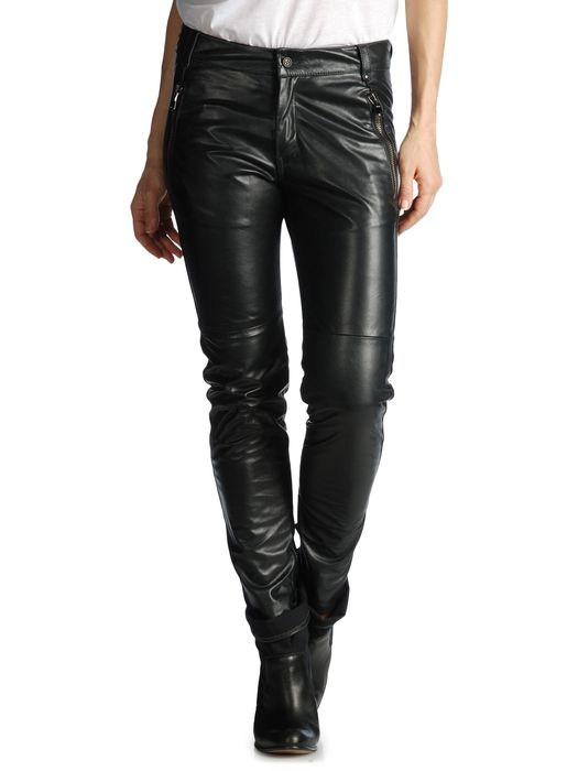 DIESEL BLACK GOLD PARTER Pants D e