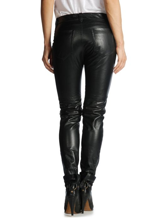DIESEL BLACK GOLD PARTER Pants D r