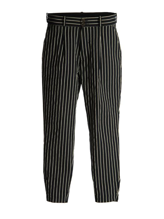 DIESEL BLACK GOLD PRESSTOP Pants U f