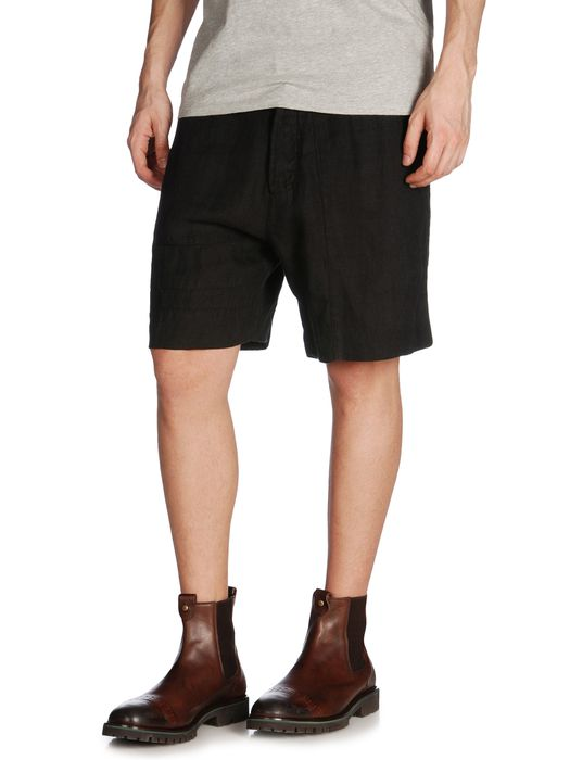 DIESEL BLACK GOLD PINTUC Shorts U a