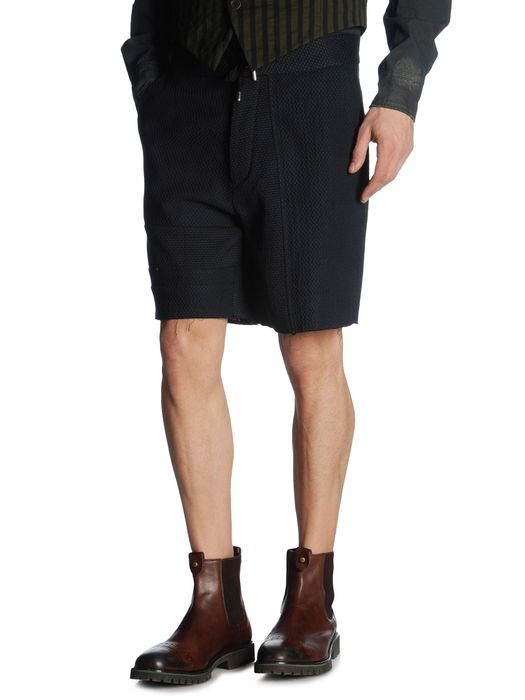 DIESEL BLACK GOLD PUWAFFLE Short Pant U a