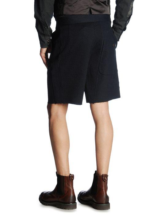 DIESEL BLACK GOLD PUWAFFLE Short Pant U b