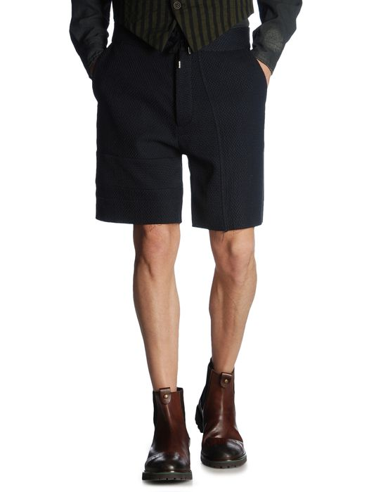DIESEL BLACK GOLD PUWAFFLE Short Pant U e