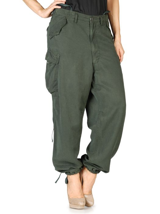 DIESEL P-JINNY Pants D a