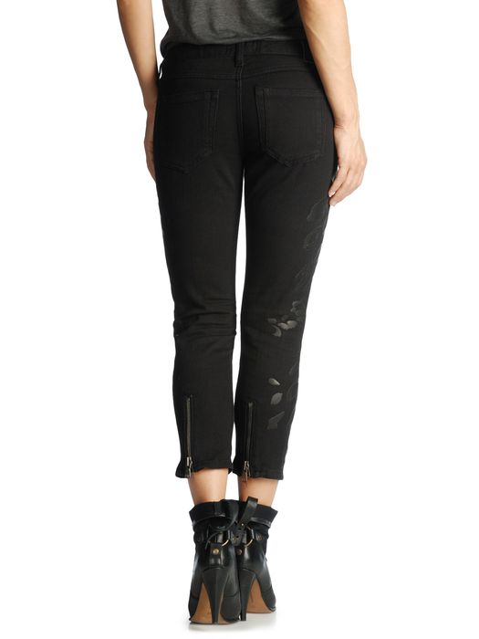 DIESEL BLACK GOLD PUJA Jeans D r