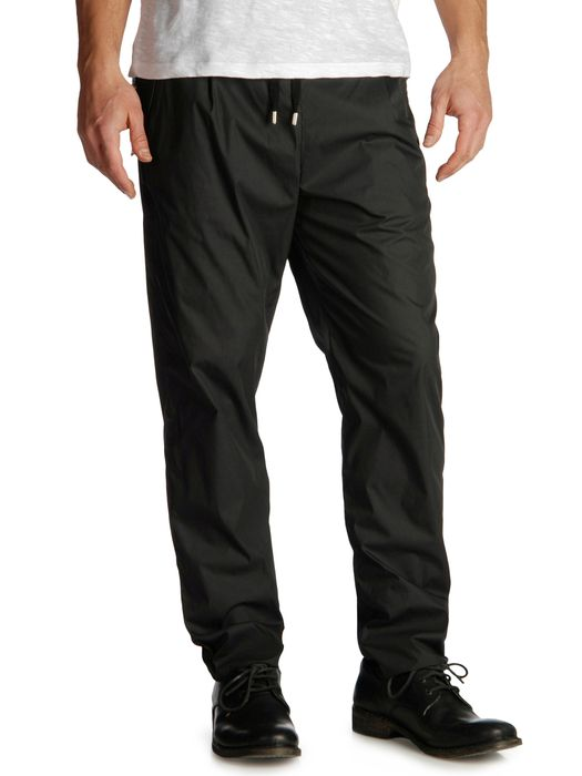 DIESEL BLACK GOLD POOL-VENT Pants U a