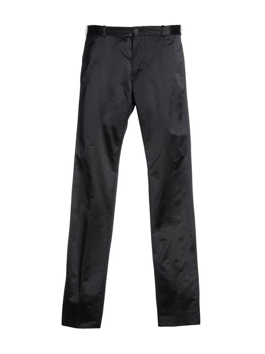 DIESEL BLACK GOLD PANTISCOT-CUT Pants U f