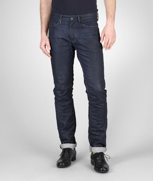 BOTTEGA VENETA Skinny Denim Trouser or jeans U fp