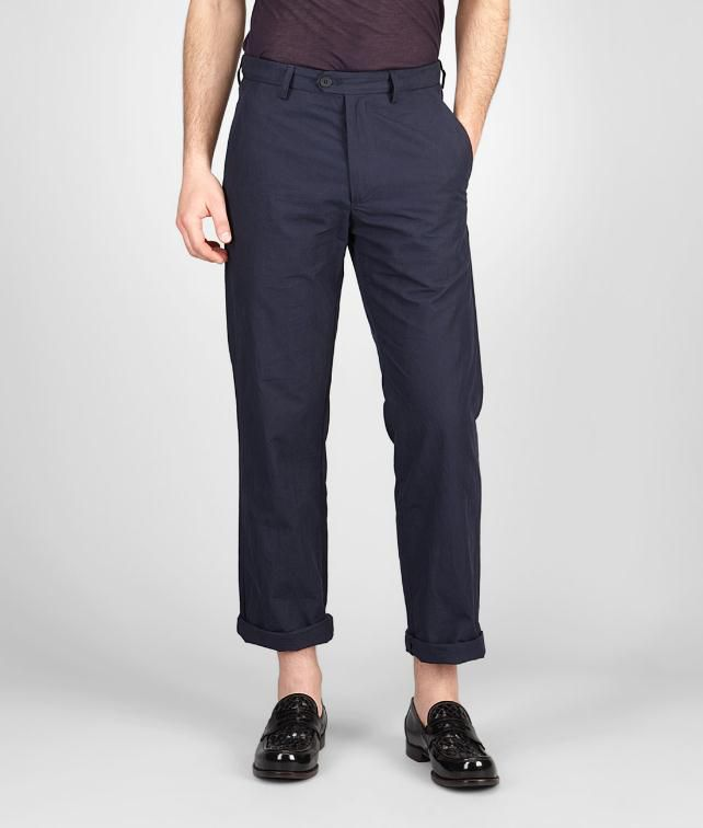 BOTTEGA VENETA Cotton Linen Pant Jeans or Pant U fp