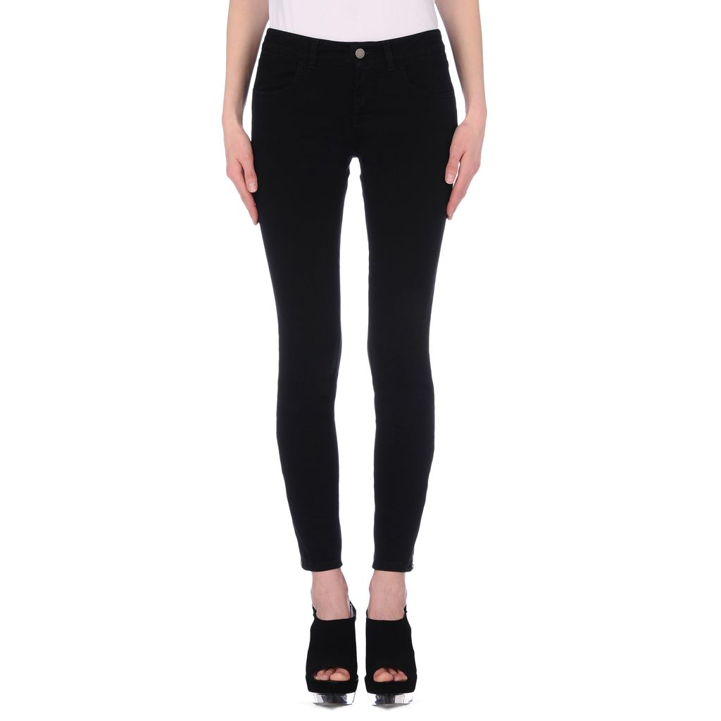 Skinny Jeans con Zip  - STELLA MCCARTNEY