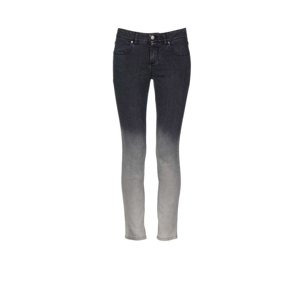 Knöchellange Skinny Jeans - STELLA MCCARTNEY