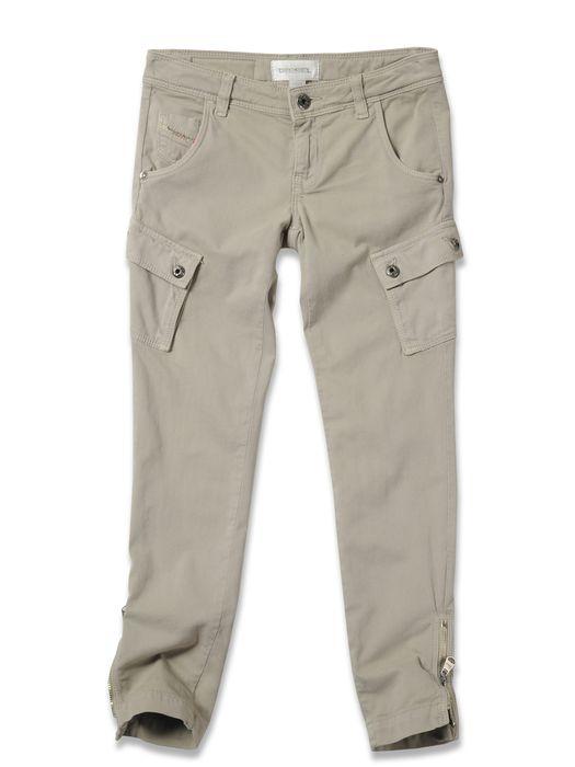 DIESEL PEPEY Pants D f