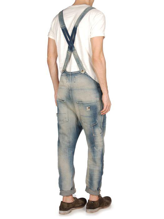 DIESEL JUMPSUITE-H-L-A-P Pants U b