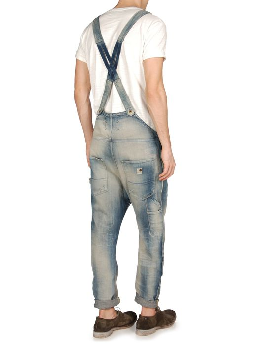 DIESEL JUMPSUITE-H-L-A-P Pantalon U b