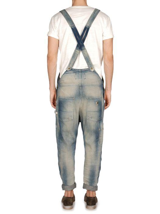 DIESEL JUMPSUITE-H-L-A-P Pantaloni U r