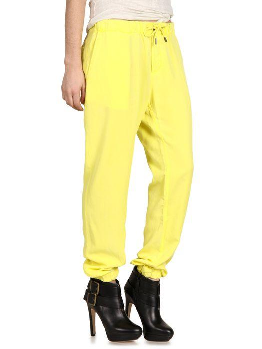 DIESEL P-CISSUS-A Pants D a