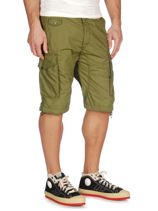 DIESEL ENSOR-B-SHO Short Pant U a