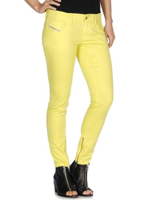 DIESEL GRUPEE-ZIP-A Pantaloni D a