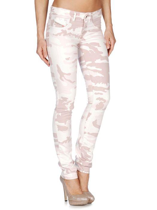 DIESEL LIVIER-SP 003M6 Jeans D a