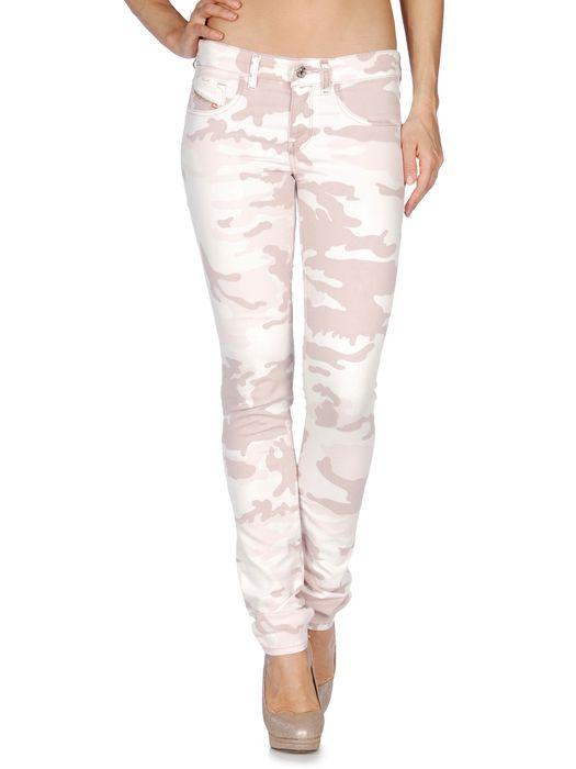 DIESEL LIVIER-SP 003M6 Jeans D e