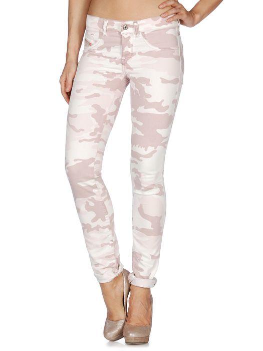 DIESEL LIVIER-SP 003M6 Jeans D f