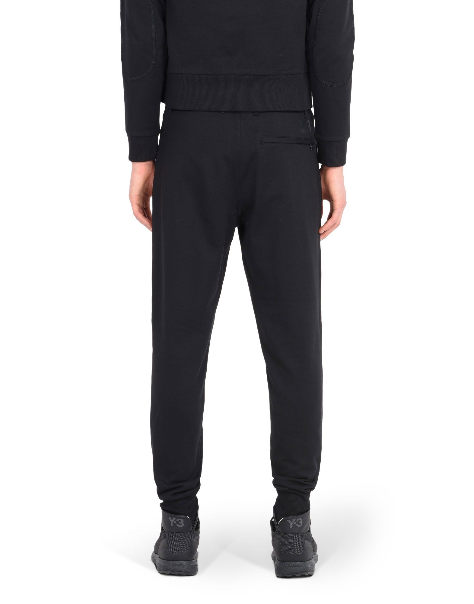 ... Y-3 Y-3 CLASSIC FT CUFF PANT Sweatpants Man e ... 78501a68bef3